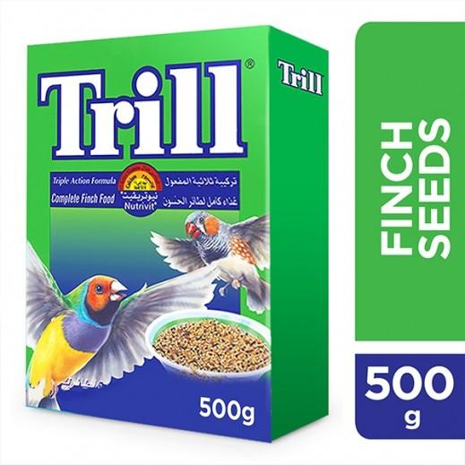 تريل - غذاء كامل لطائر الحسون 500 جم