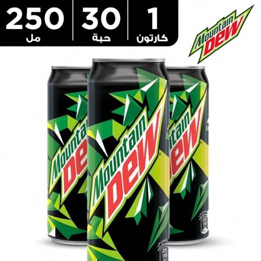 ماونتن ديو – مشروب غازي 250 مل ( 24 حبة )