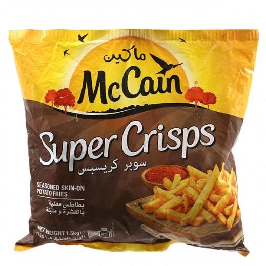 ماكين – بطاطس سوبر كريسبس 1.5 كجم