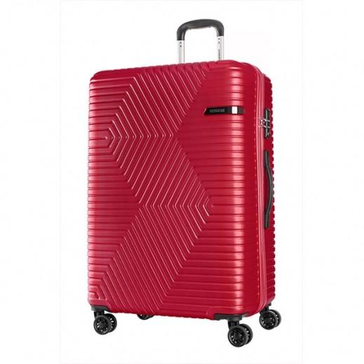 أميريكان تورستر – حقيبة سفر (إيلين) 79 سم - أحمر
