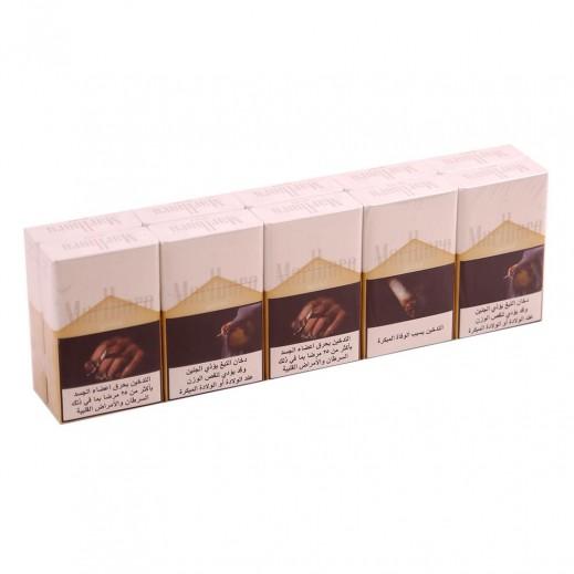 مارلبورو – سجائر جولد بوكس - كرتون