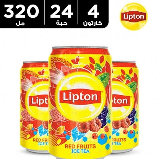 ليبتون - شاي مثلج بالتوت المشكل 24 حبة × 320 مل - أسعار الجملة