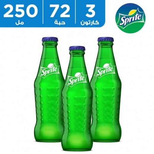 سبرايت – مشروب غازي 250 مل ( 3 كرتون × 24 حبة ) – أسعار الجملة