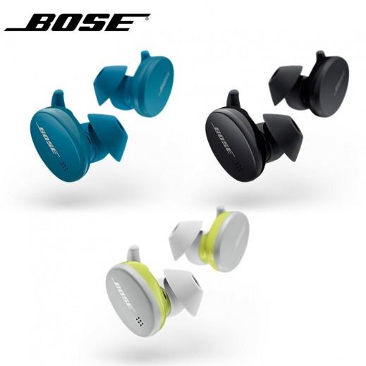 بوز - سماعات لاسلكية رياضية - ازرق - يتم التوصيل بواسطة aDawliah Electronics