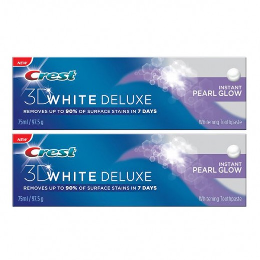 كرست – معجون (Instant Pearl) مُبيض فوري للأسنان 2 حبة × 75 مل
