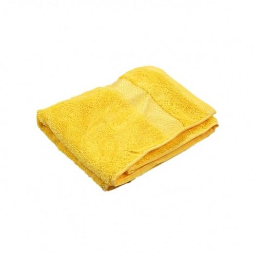 فيلدكرست - منشفة مطرزة صغيرة - لون أصفر 50×100 سم