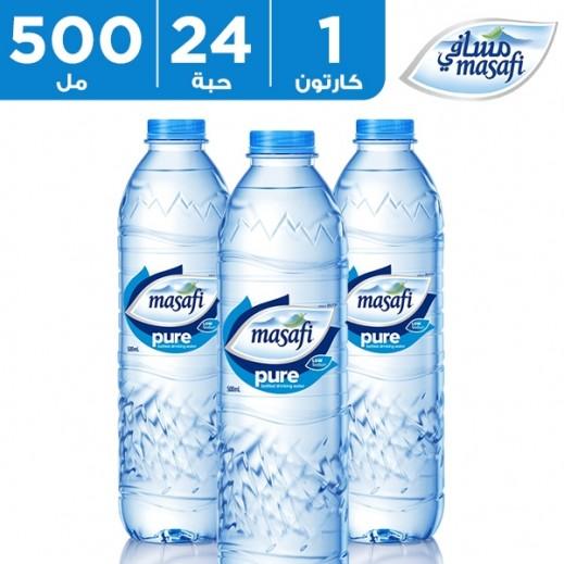 مسافي - مياه معدنية  24 × 500 مل