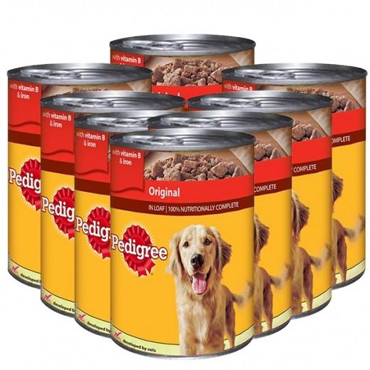 بيديغري - طعام الكلاب الأصلي 400 جم (8 حبة)