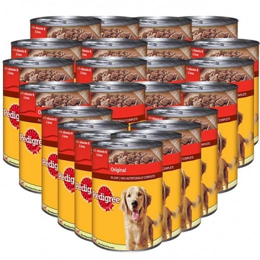 بيديغري - طعام الكلاب الأصلي 400 جم (24 حبة) - أسعار الجملة
