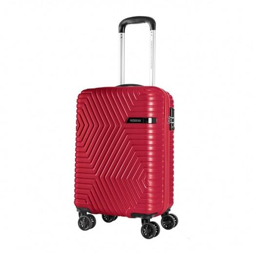 أميريكان تورستر – حقيبة سفر (إيلين) 55 سم - أحمر