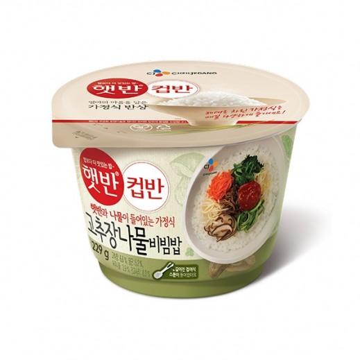تشيلجيدانج - أرز أبيض مطهي مع الخضروات والصوص 229 جم