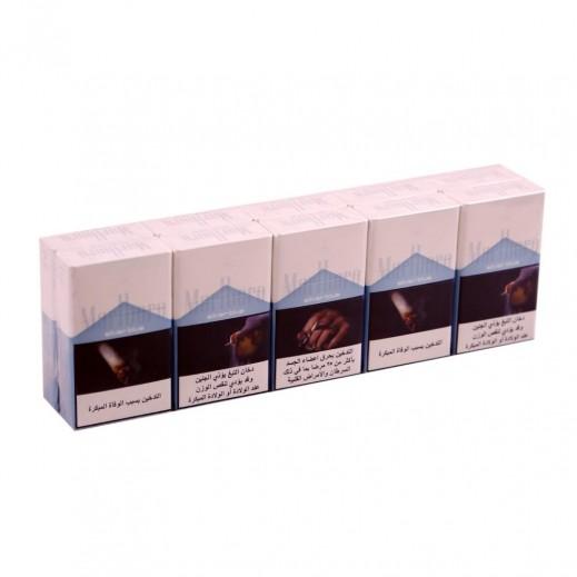 مارلبورو - سجائر سيلفر بوكس - كرتون