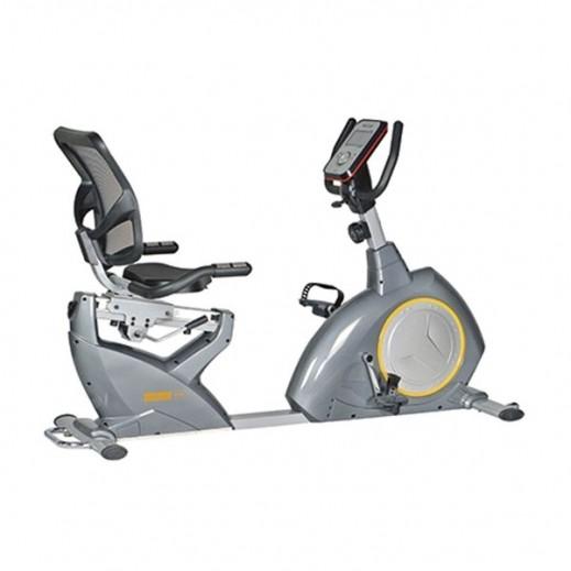 باورفيت – دراجة التمارين الرياضية المغناطيسية الافقية Yk-B5818R - يتم التوصيل بواسطة النصر الرياضي خلال 3 أيام عمل