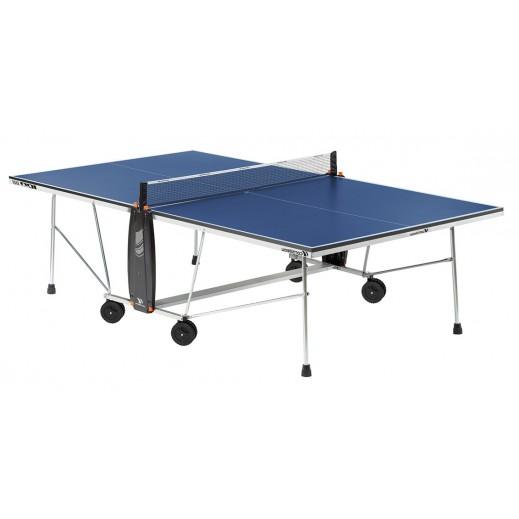 كورنيل – طاولة التنس – أزرق - يتم التوصيل بواسطة النصر الرياضي خلال 3 أيام عمل