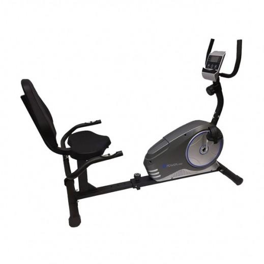 باورفيت – دراجة التمارين الرياضية المغناطيسية الافقية Yk-Bk8508R - يتم التوصيل بواسطة النصر الرياضي خلال 3 أيام عمل