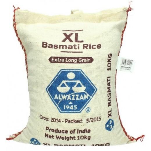 الوزان - أرز XL بسمتي 10 كجم