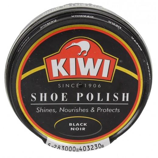 كيوي - كريم صباغ أحذية – أسود 50 مل