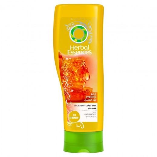 هيربل إيسنسز  - بلسم للشعر التالف بقوة العسل 360 مل