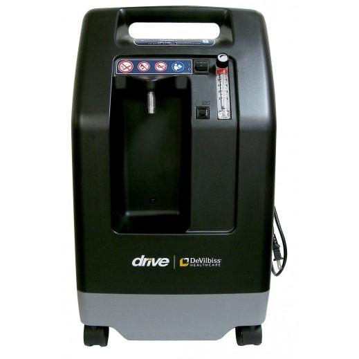 ديفيلبيس - مكثف الاكسجين ديفيلبيس 10 ليتر موديل 1025KS - يتم التوصيل بواسطة Al Essa Company