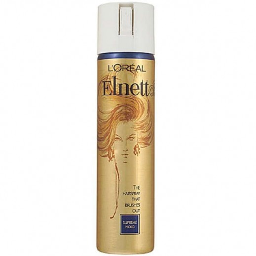 L'Oreal Elnet Supreme Hold Hair Spray 200 ml 20% Off Prom