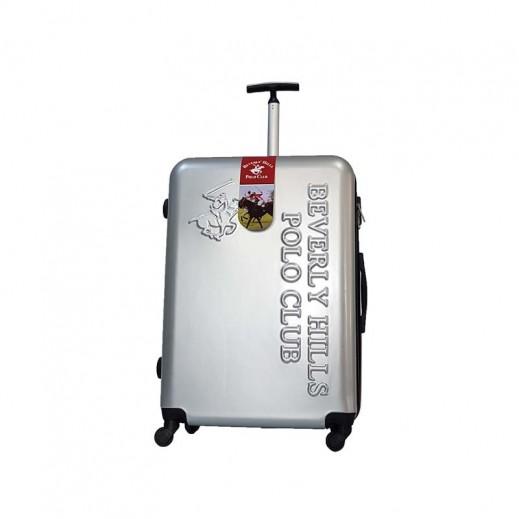 ييفرلي هيلز بولو كلوب - حقيبة سفر آيربورت حجم كبير رمادى اللون - 76 × 45 × 31 سم