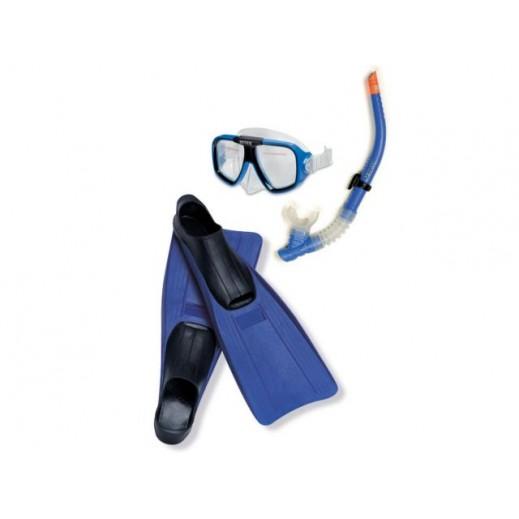 إنتكس – طقم أدوات السباحة (لعمر 8 فأكثر)