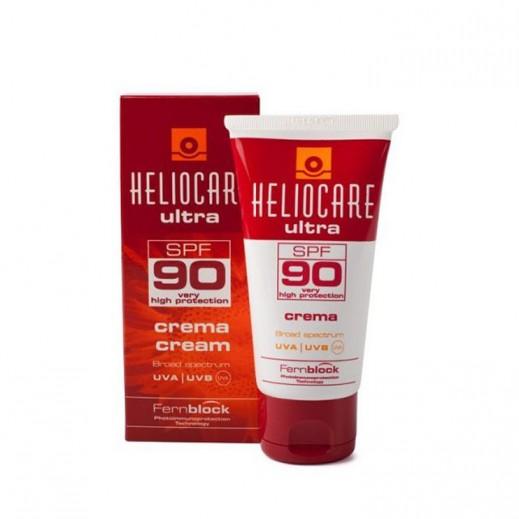 هيليو كير - كريم ألترا (SPF 90) واقي من الشمس 50 مل