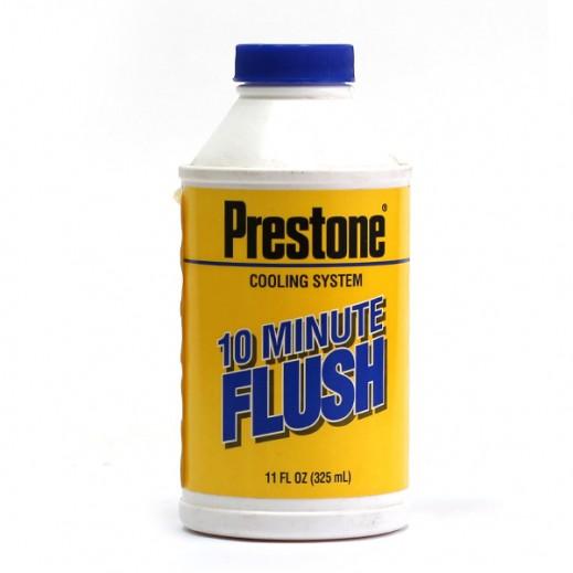 بريستون سائل لتنظيف مبرد السيارة