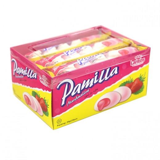 لانتوس – حلوى المارشمالو 24 × 20 جم