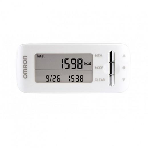 أومرون – جهاز المسح الخاص بالسعرات الحرارية – أبيض