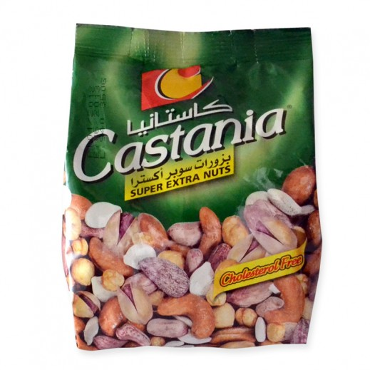 كاستانيا - مكسرات إكسترا - كيس 500 جم