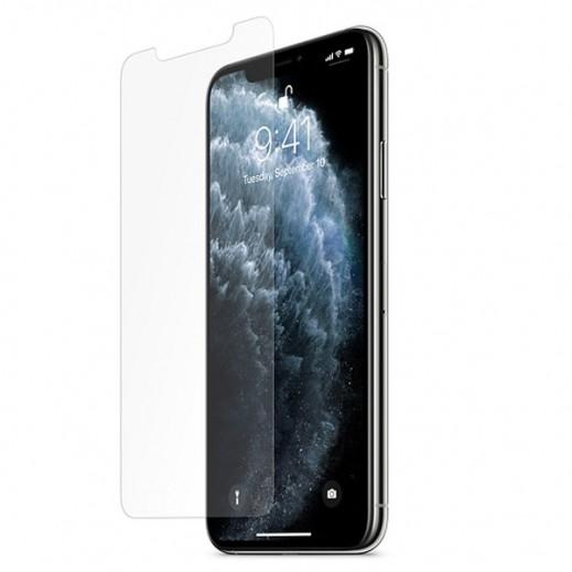 سيليريز – ShellShock حماية شاشة زجاجي لهاتف ايفون 11 Pro – شفاف