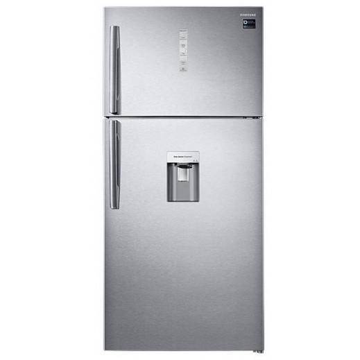 سامسونج - ثلاجة مزدوجة الأبواب سعة 850 لتر  - يتم التوصيل بواسطة AL ANDALUS TRADING COMPANY