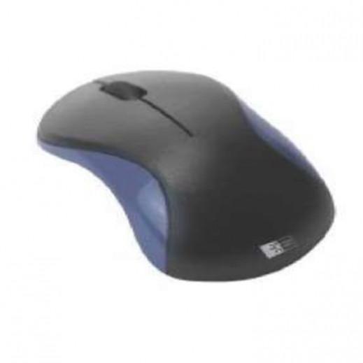 كيس لوجيك – ماوس كمبيوتر لاسلكية سريعة 2.4 جيجاهيرتز – أزرق