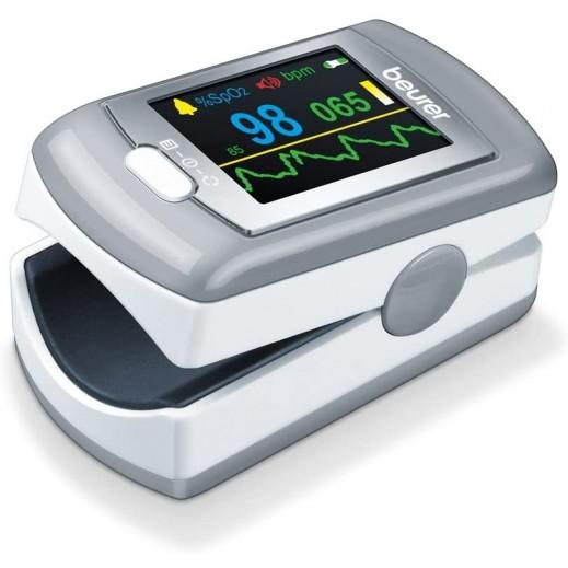 بيورير - جهاز قياس نسبة النبض موديل PO80