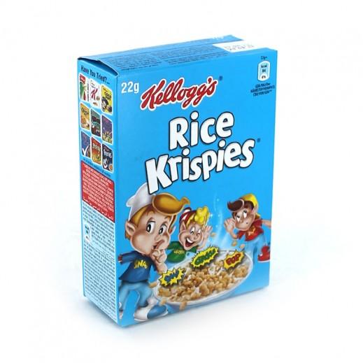 """كلوقز – رقائق فطور """"رايس كريسبيز"""" من الأرز المحمص 22 جم"""