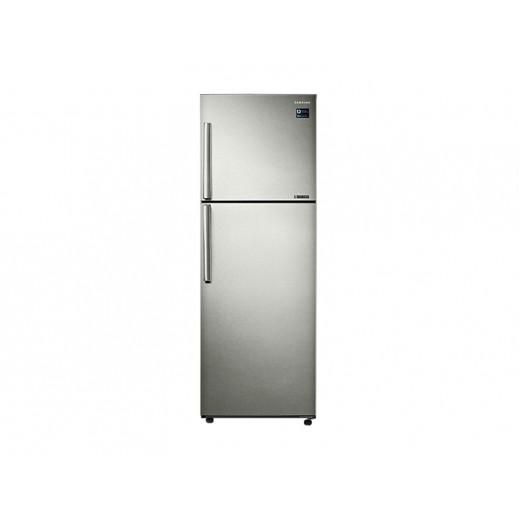 سامسونج - ثلاجة مزدوجة الأبواب مع صانع الثلج سعة 420 لتر   - يتم التوصيل بواسطة AL ANDALUS TRADING COMPANY خلال ثلاثة أيام عمل