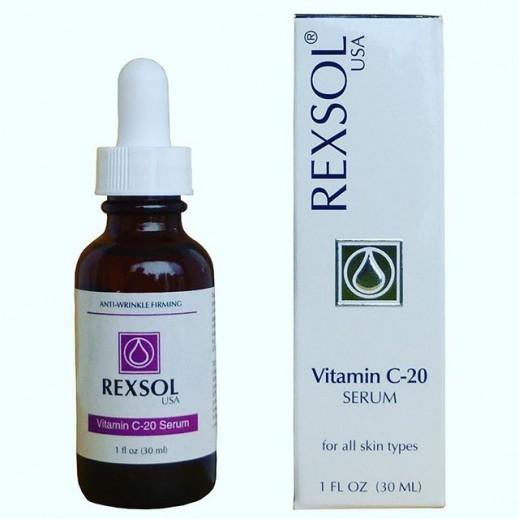ريكسول - سيروم بفيتامين سي 20 -30 مل