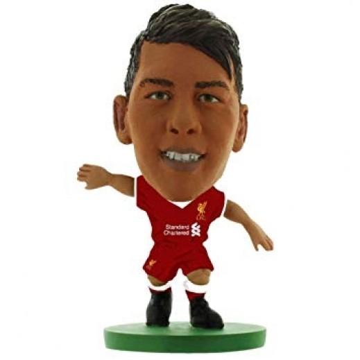 سوكر ستارز - تمثال مُصغر للاعب ليفربول فيرمينو
