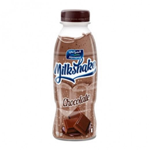 اشتري المراعي ميلك شيك دبل شوكولاته 340 مل توصيل Taw9eel Com
