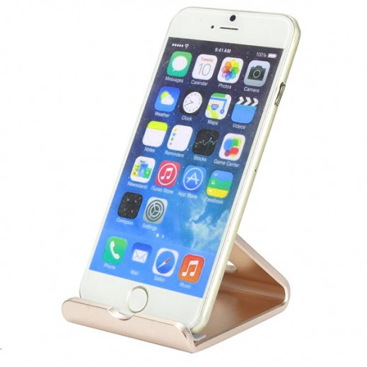 Stand Mobile & Tablet - Gold
