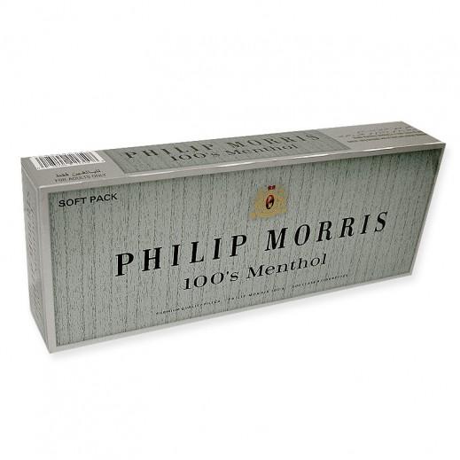 فيليب موريس - سجائر بالنعناع - كرتون