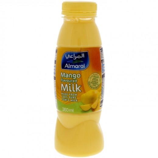 المراعي - الحليب الطازج المنكّه المانجو 360 مل