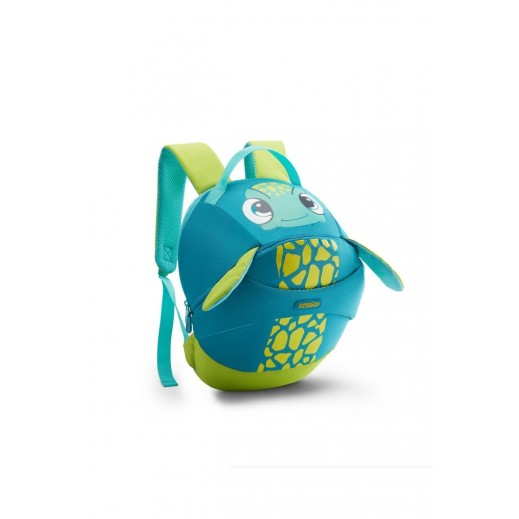 أميركان توريستر - حقيبة ظهر Coodle 01 مدرسية - تركواز