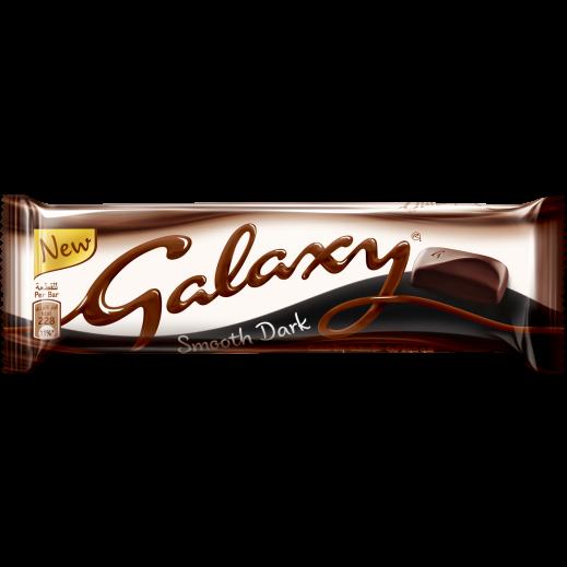 جالاكسي - شوكولاتة داكنة سموث 40 جم