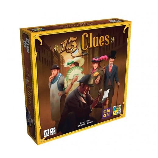 لعبة 13 Clues