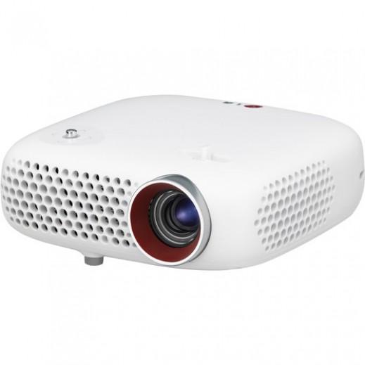 LG بروجكتور عرض HD LED محمول PW600G - يتم التوصيل بواسطة Al Babtain Electronics Company