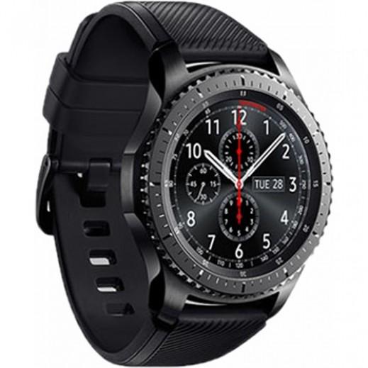 سامسونج ساعة ذكية GEAR S3 FRONTIER - رمادي