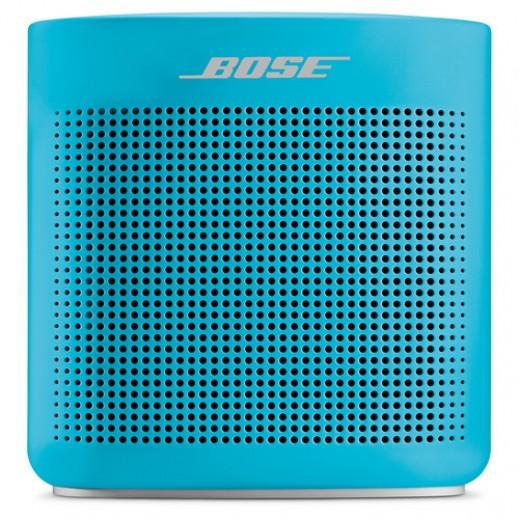 """بوز – سماعة لاسلكية مع مايك """"كولر II"""" – أزرق - يتم التوصيل بواسطة aDawliah Electronics"""