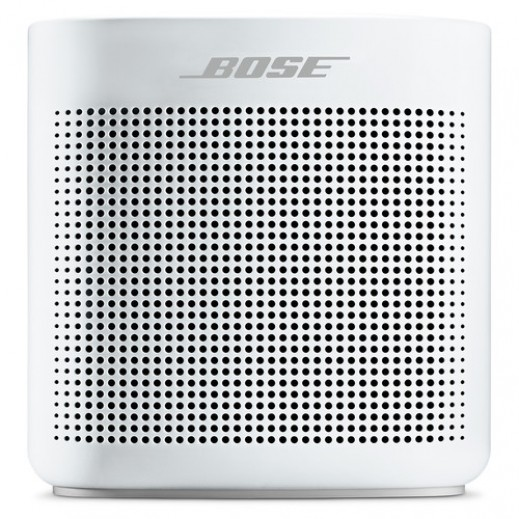 """بوز – سماعة لاسلكية مع مايك """"كولر II"""" – أبيض - يتم التوصيل بواسطة aDawliah Electronics"""